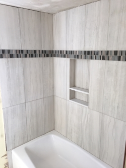 Details Bathroom Remodels By Full Service Tulsa General Contractor - Bathroom remodel where to start