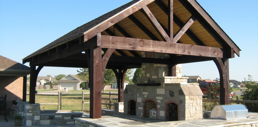 Pergolas And Pavilions General Contractors Tulsa