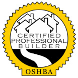 OSHBA Certified Professional Builder